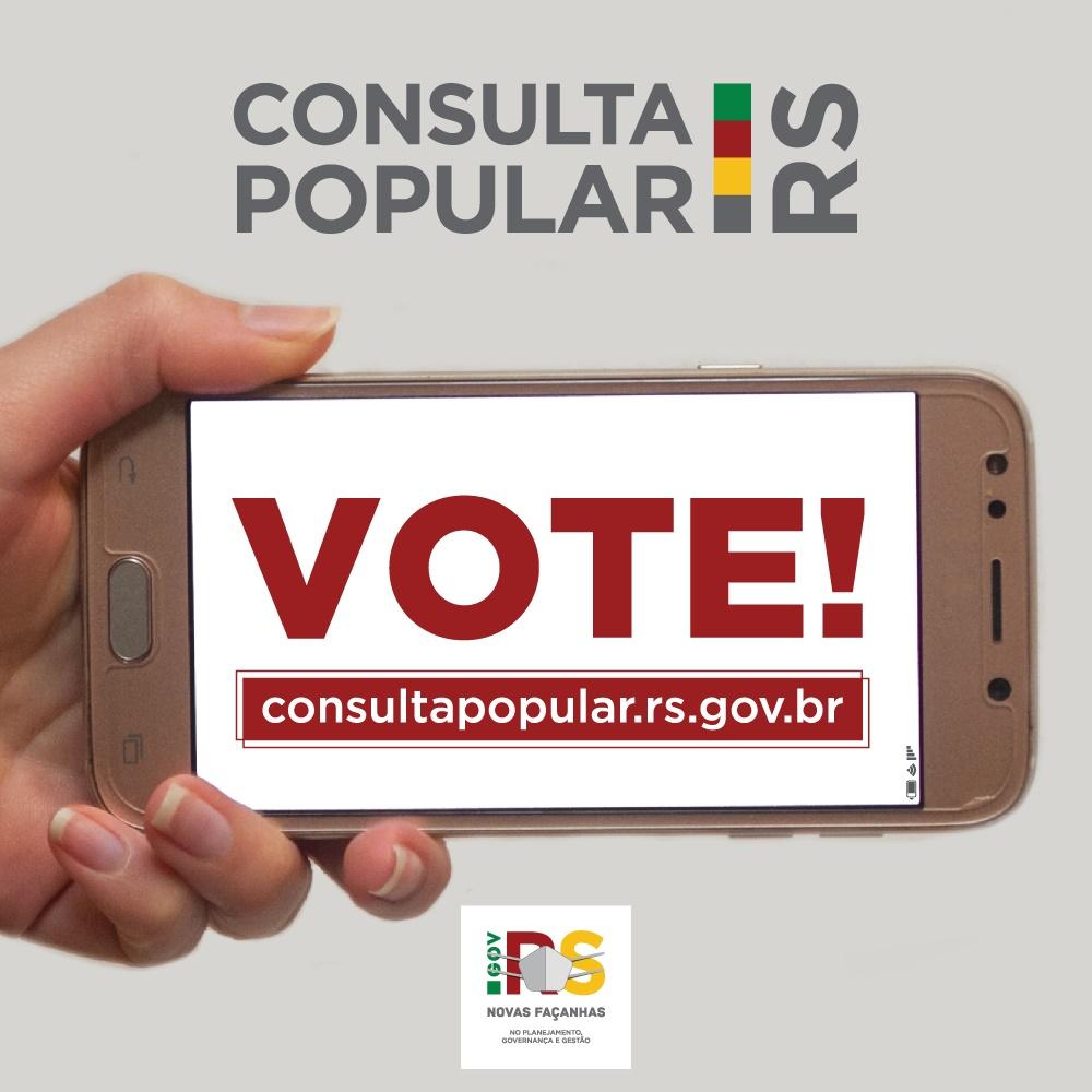 Ir para  <p><big>O Conselho Regional de Desenvolvimento (COREDE) do Norte do Estado, est&aacute; mobilizando a popula&ccedil;&atilde;o regional para a vota&ccedil;&atilde;o da Consulta Popular 2020/2021, que ser&aacute;...