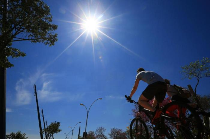 RS registrará calor extremo a partir desta terça-feira.