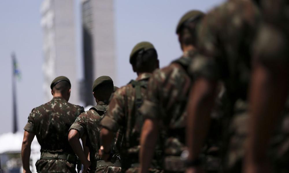 Ir para  <p><big>Desde o in&iacute;cio do ano est&aacute; aberto o prazo de inscri&ccedil;&atilde;o para o alistamento militar obrigat&oacute;rio para os jovens brasileiros do sexo masculino que completam 18 anos durante o...
