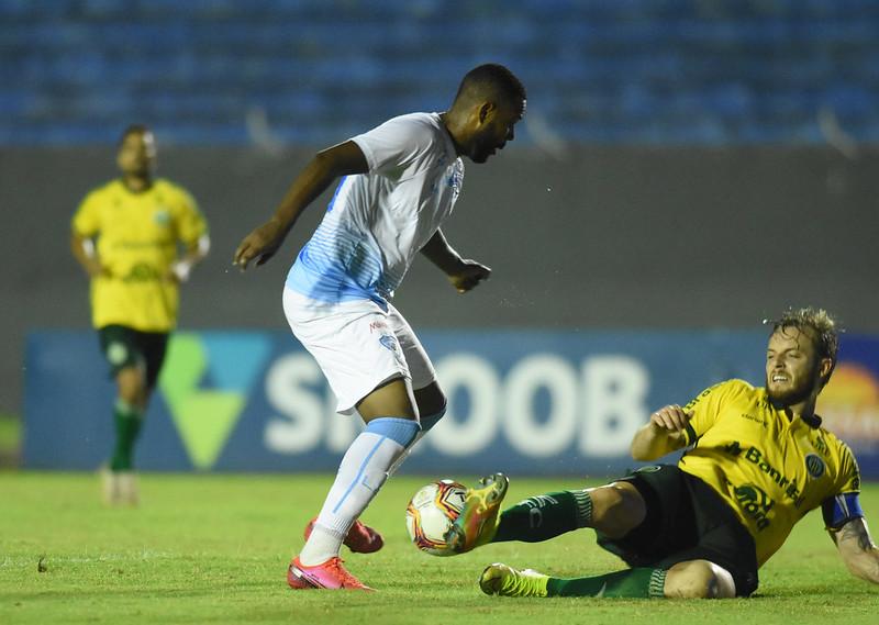Londrina e Ypiranga ficam no 1 a 1 no estádio do Café