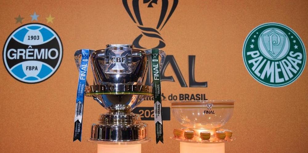 Ir para  <p><big>A Confedera&ccedil;&atilde;o Brasileira de Futebol (CBF) sorteou na manh&atilde; desta quinta-feira o mando de campo dos dois jogos da final da Copa do Brasil e o Gr&ecirc;mio far&aacute; a primeira partida...