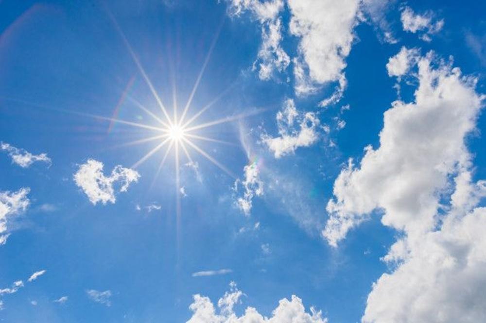 Domingo será de sol e calor no Rio Grande do Sul
