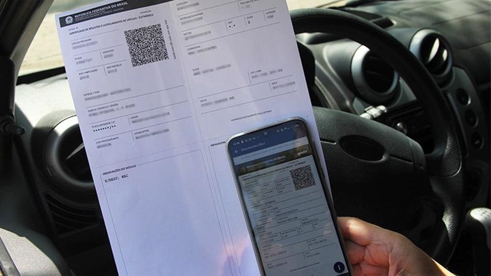 Taxa de licenciamento com valor reduzido estará disponível para pagamento terça-feira