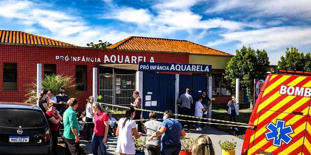 Ataque deixa ao menos cinco mortos em escola de Santa Catarina