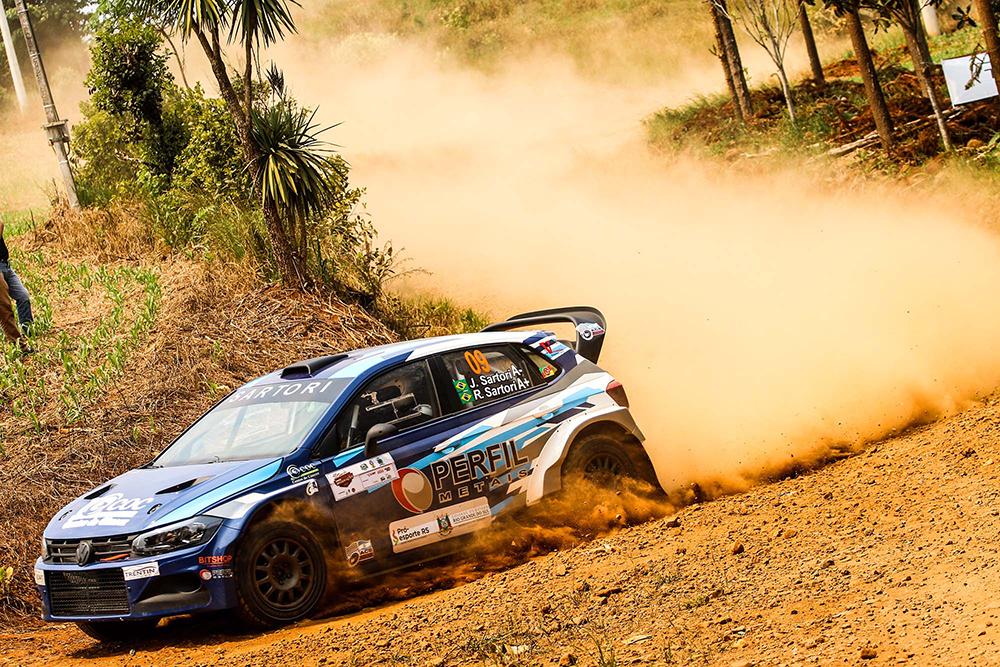 Rio Grande do Sul abrirá temporada do rally de velocidade no Brasil