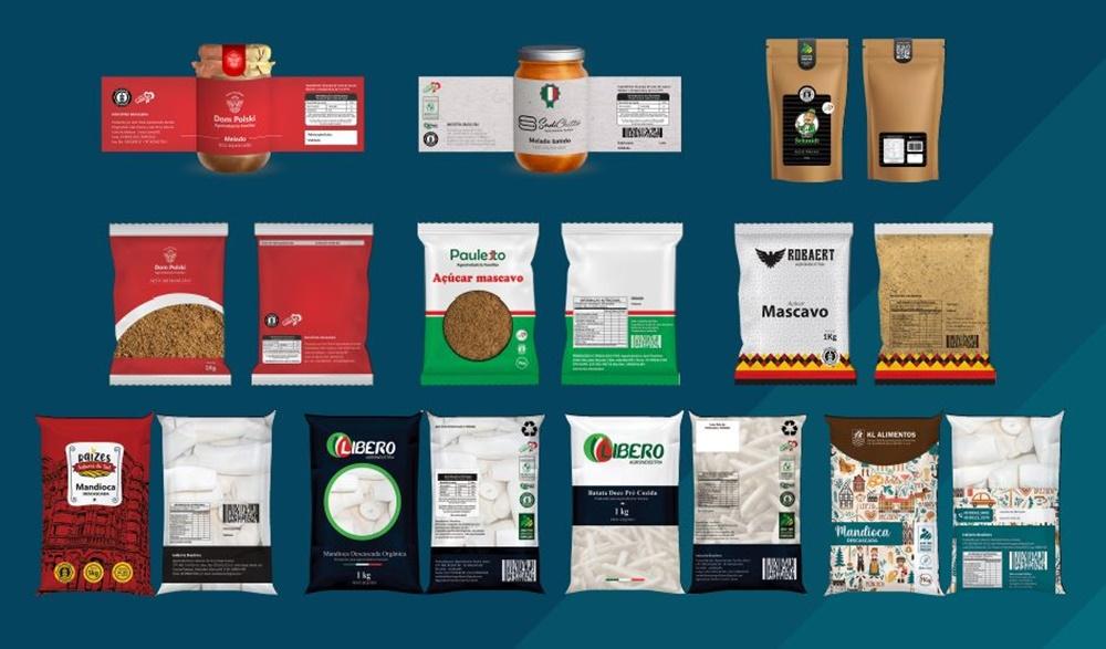 Ir para Apresentação de rótulos e embalagens com identidade territorial para agroindústrias de mandioca e derivados de cana-de-açúcar do Alto Uruguai Gaúcho