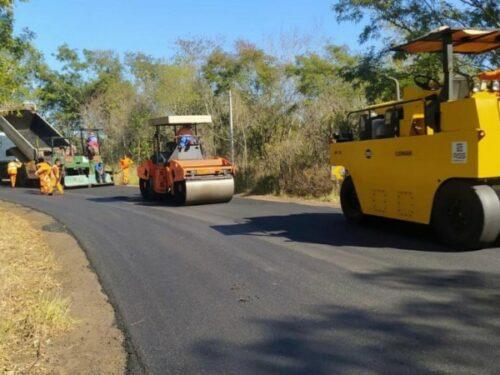 Ir para  <p><big>As melhorias na ERS-331, na regi&atilde;o do Alto Uruguai, est&atilde;o na etapa final. Coordenadas pelo Departamento Aut&ocirc;nomo de Estradas de Rodagem (Daer), vinculado &agrave; Secretaria de...