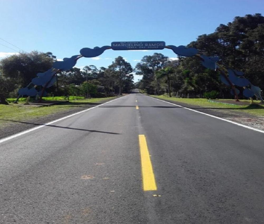 Ir para  <p><big>O governo do Estado finalizou as obras de recupera&ccedil;&atilde;o da ERS-331, na regi&atilde;o do Alto Uruguai. Iniciadas em maio, as atividades restabeleceram as condi&ccedil;&otilde;es de...