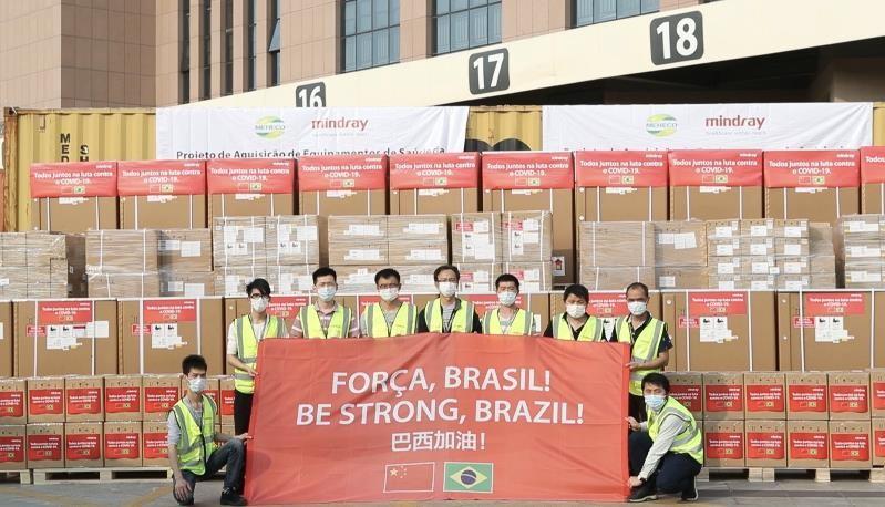 """Perspectivas e oportunidades da """"Saúde inteligente"""" na agenda estratégica Brasil-China"""