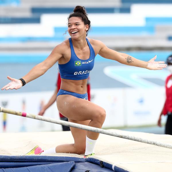 Brasil é campeão sul-americano sub-23 de atletismo com 56 medalhas