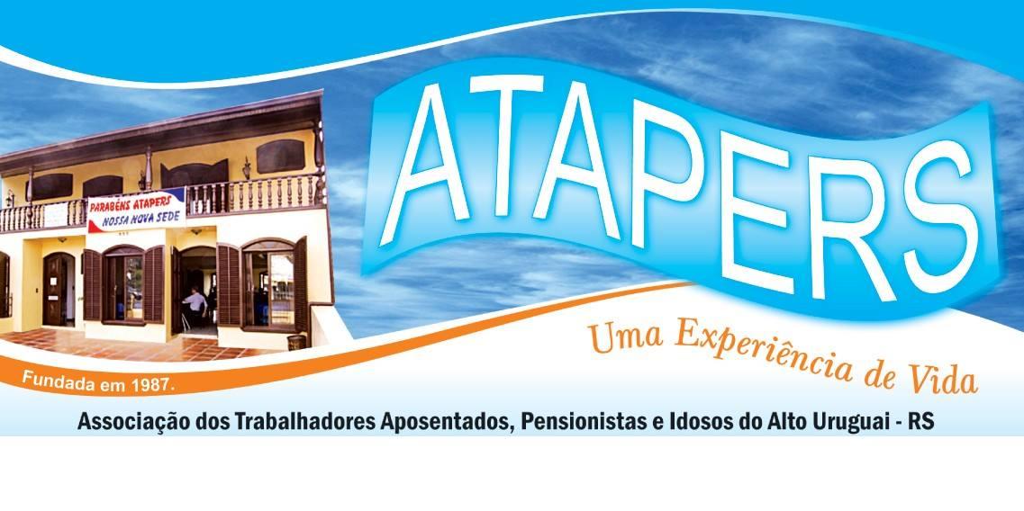 ATAPERS AU Participa De Encontro Nacional De Aposentados